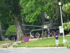 北ベトナム軍の戦車